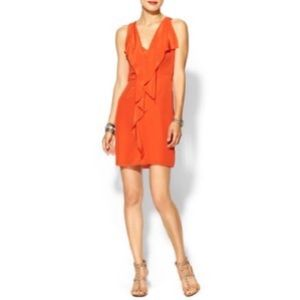 Greylin Silk Racerback Dress